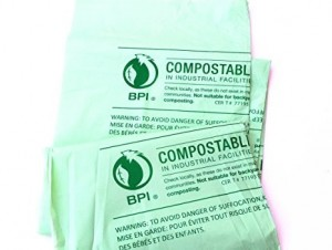 Compostable Bags 17X17